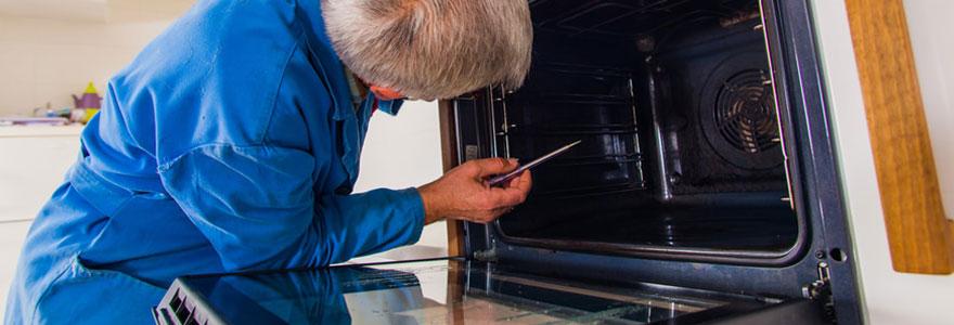 Dépannage et réparation électroménager